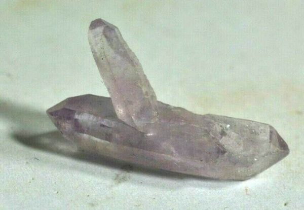 HIGH GRADE NATURAL VERA CRUZ AMETHYST D/T POINT 3.0 cms 3.13 gms Mexico #27